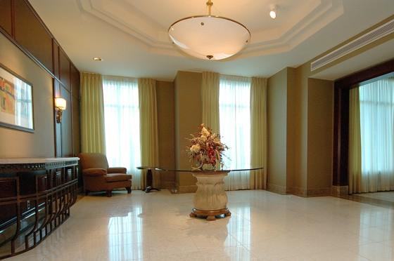 Marble Lobby