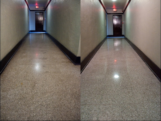 Terrazzo Before After 2 Marble Master